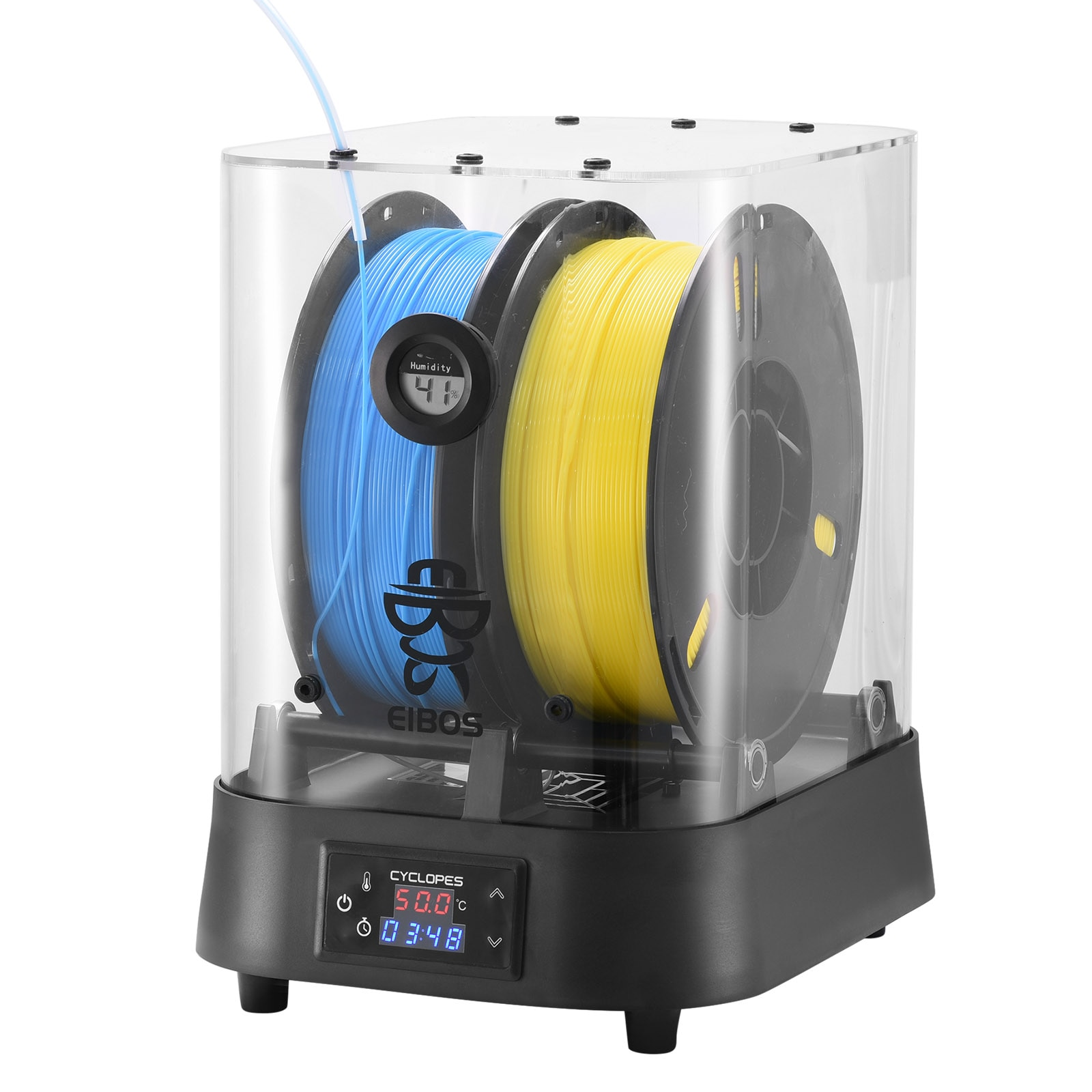 FURONGHUA Extra Large Dry Box Filament Dryer Compatible With 3D Printer High Temperature enlarge