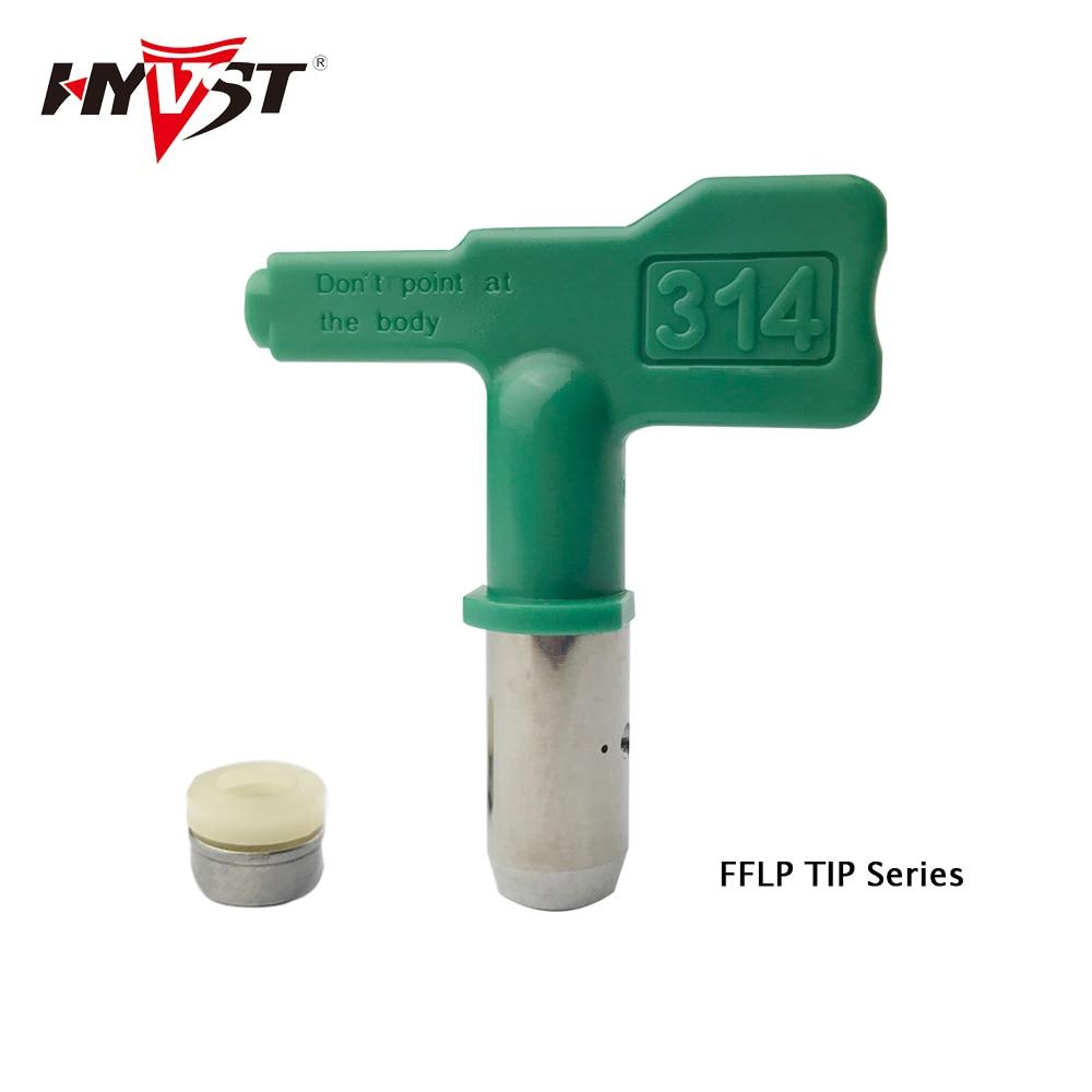 Безвоздушный наконечник FFLP, насадка 308/310/312/314/410/412/414/510/512/514, насадка низкого давления, инструменты для распылителя краски