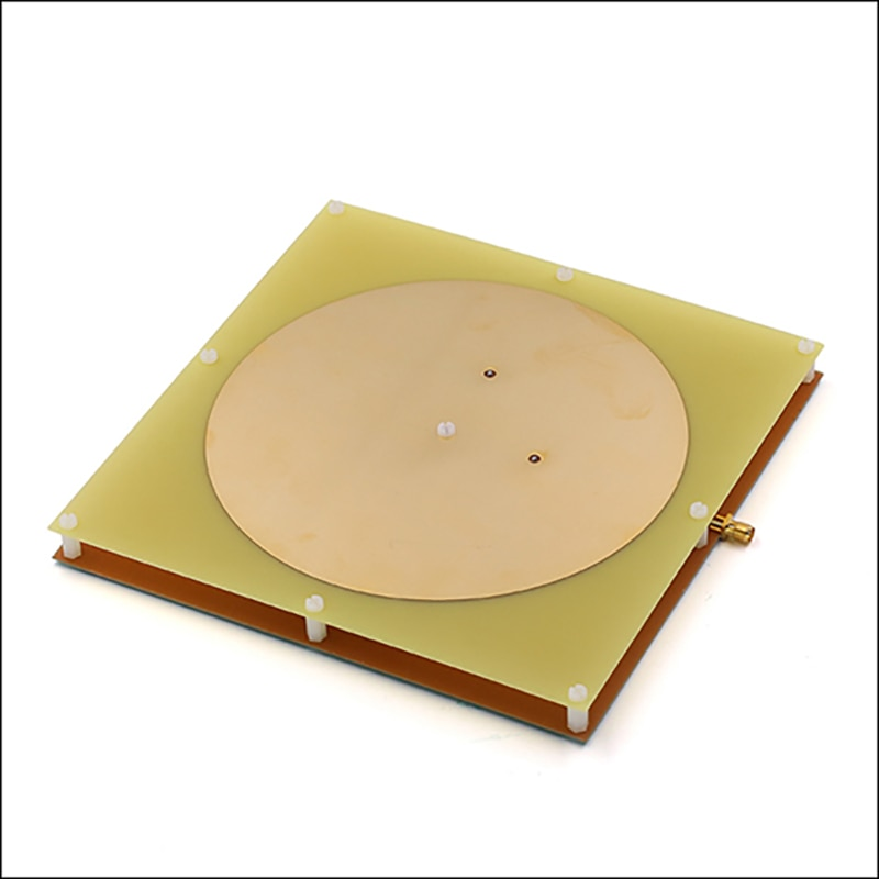 15m long range uhf rfid reader module 865 868mhz 902 928mhz with one antenna port used for timing system YJT-T0190 RFID 865~928Mhz 8dbi PCB circular uhf antenna  used for smart file management and warehouse management
