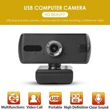 720P Hd Schoonheid Webs Camera Gratis 480P Webcam Met Microfoon Usb Drivers School Kantoor Werken Decoratie Voor Windows pc