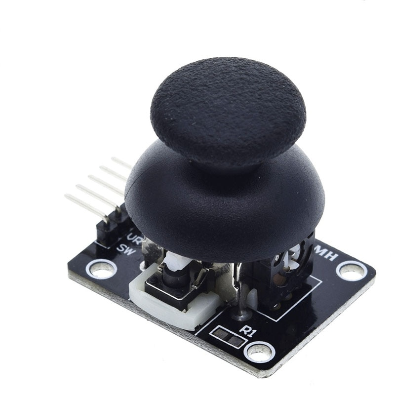 2PCS For Arduino Dual-axis XY Joystick Module Higher Quality PS2 Joystick Control Lever Sensor KY-023 Rated 4.9 /5