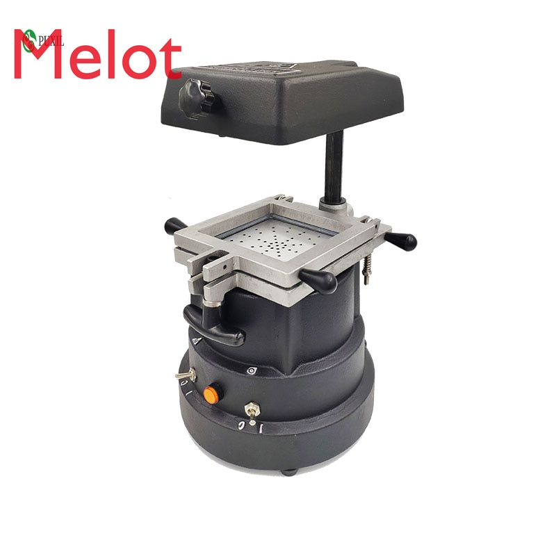 1200W Dental vacuum forming machine Oral lamination machine electric dental laminator to make orthodontic retainer enlarge