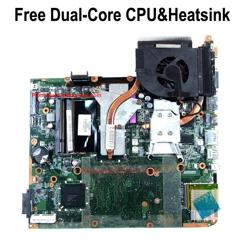 516292-001 مع وحدة المعالجة المركزية غرفة التبريد لوحة رئيسية لأجهزة HP DV7-2000 PM45 شرائح بدلا من 574680-001 574681-001