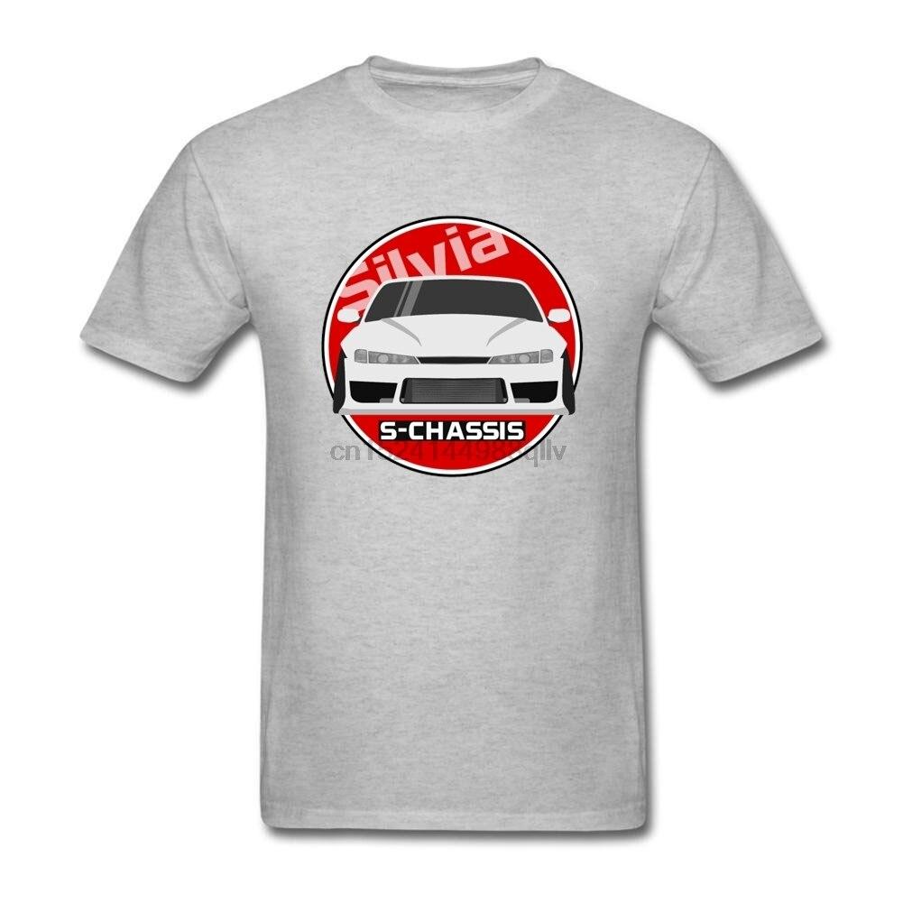 Camisetas de cuello redondo para hombre Car Datsan Lenovo S14 Kouki JDM para Hombre Nuevo diseño camiseta juvenil vestido de talla grande