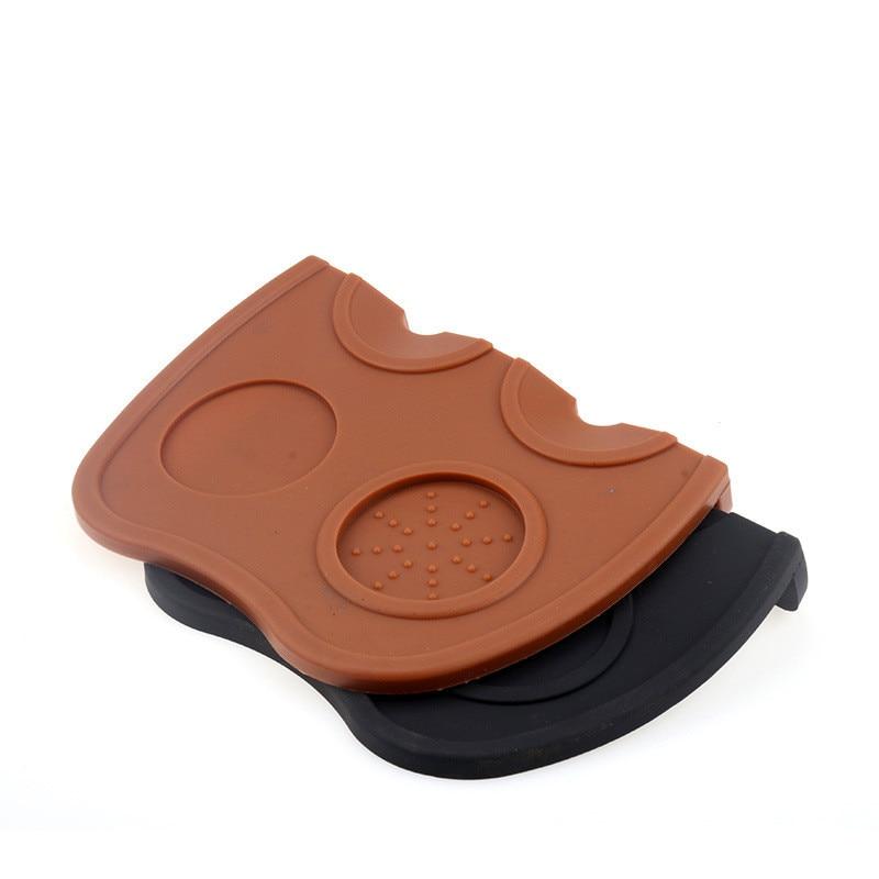 Titular adulteração mat sílica gel tamanho S M Lesterilla tamper espresso coffee corner темпер تامبر باد ماكينة صنع القهوة