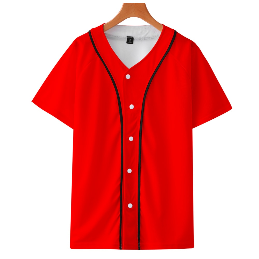 Personalizado De Beisebol Camisetas
