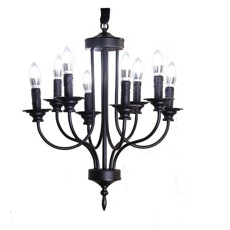 Lámpara colgante contemporánea de estilo nórdico con diseño de espiguilla, lámpara colgante G9 regulable para sala de estar y comedor, lámpara LED de Metal de hierro