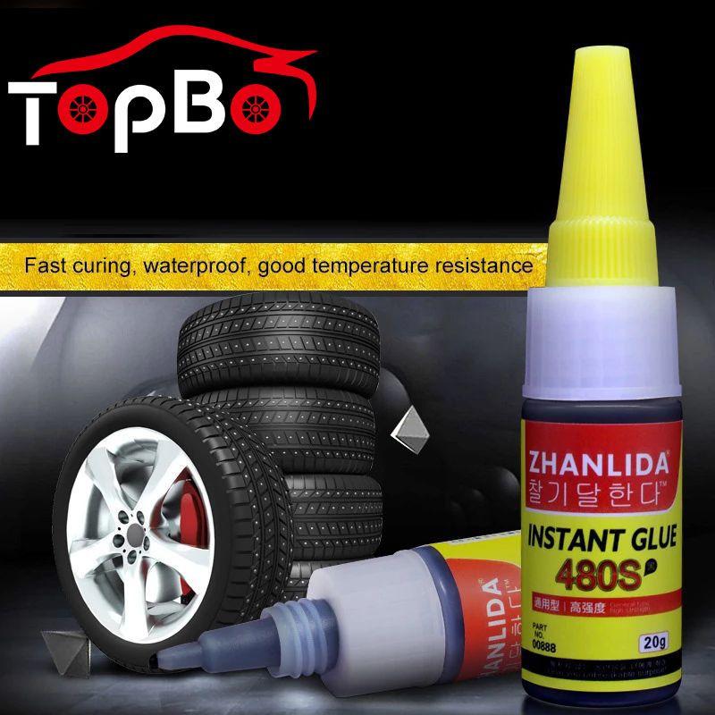 20 мл клей для ремонта автомобильных шин, клейкие уплотнители, супер герметик, ремонт резины, велосипедная шина, Авто Клей для оконных колоно...