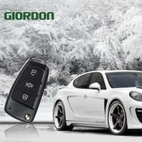 Система сигнализации GIORDON start-stop для смартфонов совместима с датчиками безопасности управления Android и IOS