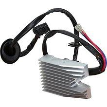 HeaterA/C Fan Blower Motor regülatörü direnç 1248212151 mercedes-benz için A124 C124 S124 W124