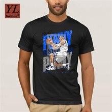 Moda verano 2020, camiseta de manga corta de calle, camiseta Penny Hardaway