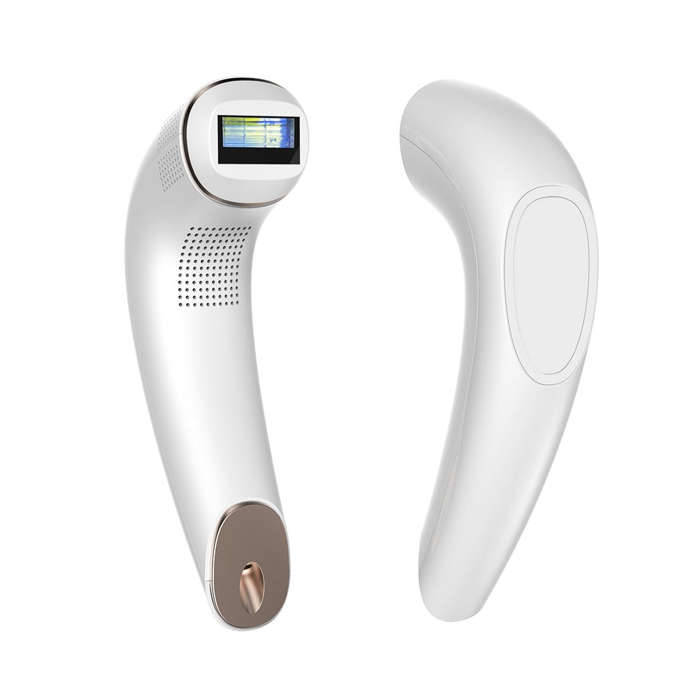 At-Home IPL Hair Removal Permanent Hair Remover with Sapphire Cooling Function, Painless Facial Hair Removal for Women and Men enlarge