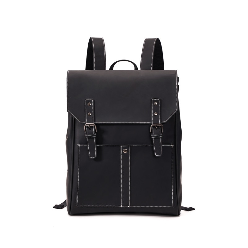 Винтажные кожаные рюкзаки Weysfor, школьные ранцы, мужские дорожные рюкзаки из искусственной кожи, повседневные школьные ранцы в стиле ретро д...