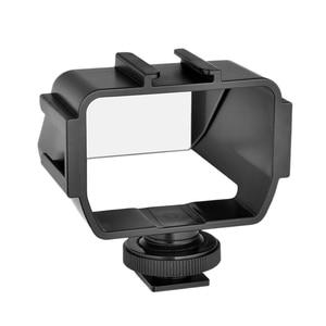 Selfie Flip Screen Vlog Camera Periscope Stand Holder for Sony A6000 A6300 A72A73 Fuji XT2 XT3 Canon Nikon Z6 Z7