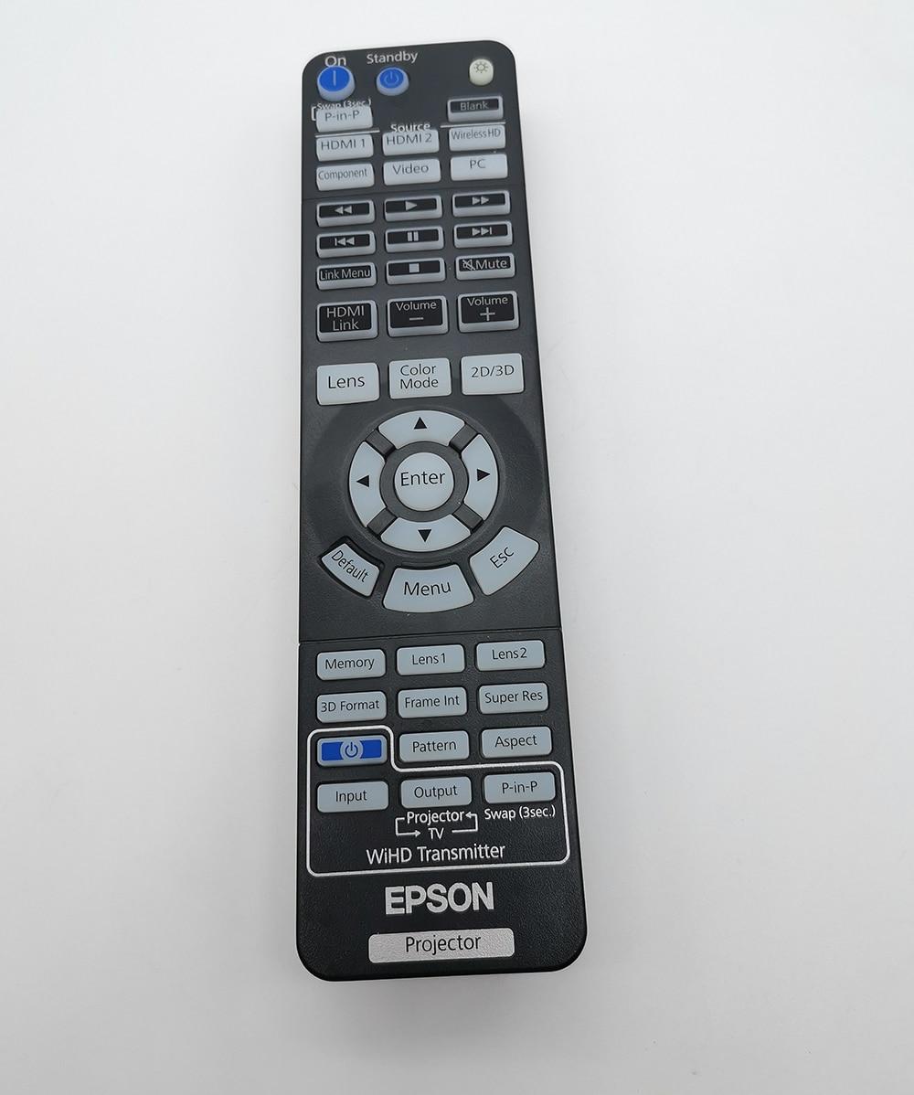 جهاز التحكم عن بعد/البروجيكتور الأصلي عالي الجودة مناسب للسينما المنزلية Epson PowerLite 3000 3500 3510 3600e أجهزة العرض