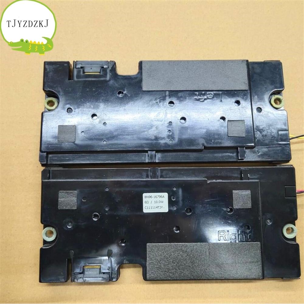 Good test For Samsung UA40D5000PR Speaker UA46D5000PR TV BN96-16796A 16796B 6 ohms 10W Speaker UE46D5000 UE46D5500 UE40D5000