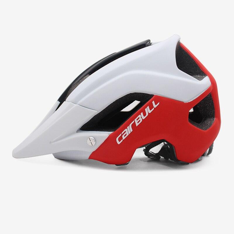 CAIRBULL-Casco Para Bicicleta de Montaña TRAIL XC, cascos de seguridad con ala...