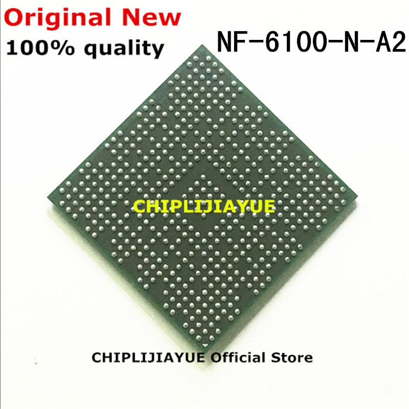 100% nuevo NF-6100-N-A2 NF 6100 N A2 chips CI BGA Chipset