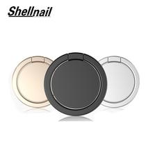 SHELLNAIL Téléphone GPS Support de Bague pour Iphone Anti-chute Poignée Support De Téléphone Anneau Supports En Métal pour Support De Voiture Magnétique