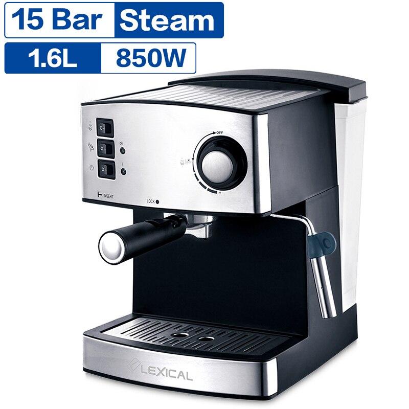 Кофеварка Dolce Gusto, Полуавтоматическая кофеварка для итальянского эспрессо, 850 Вт, 15 бар