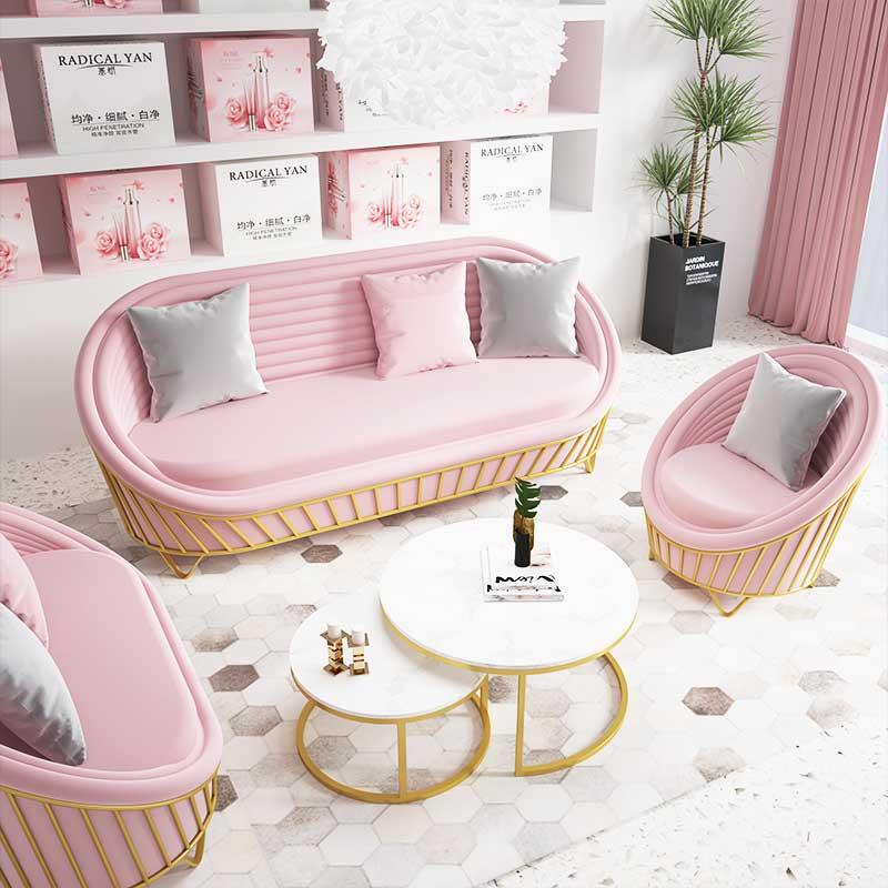 أثاث قابل للتخصيص للمنزل مقعد نفخة الطراز الحديث ثلاثة مقاعد أريكة كرسي موبليس Lamzac فندق الأرائك لمطعم مقهى