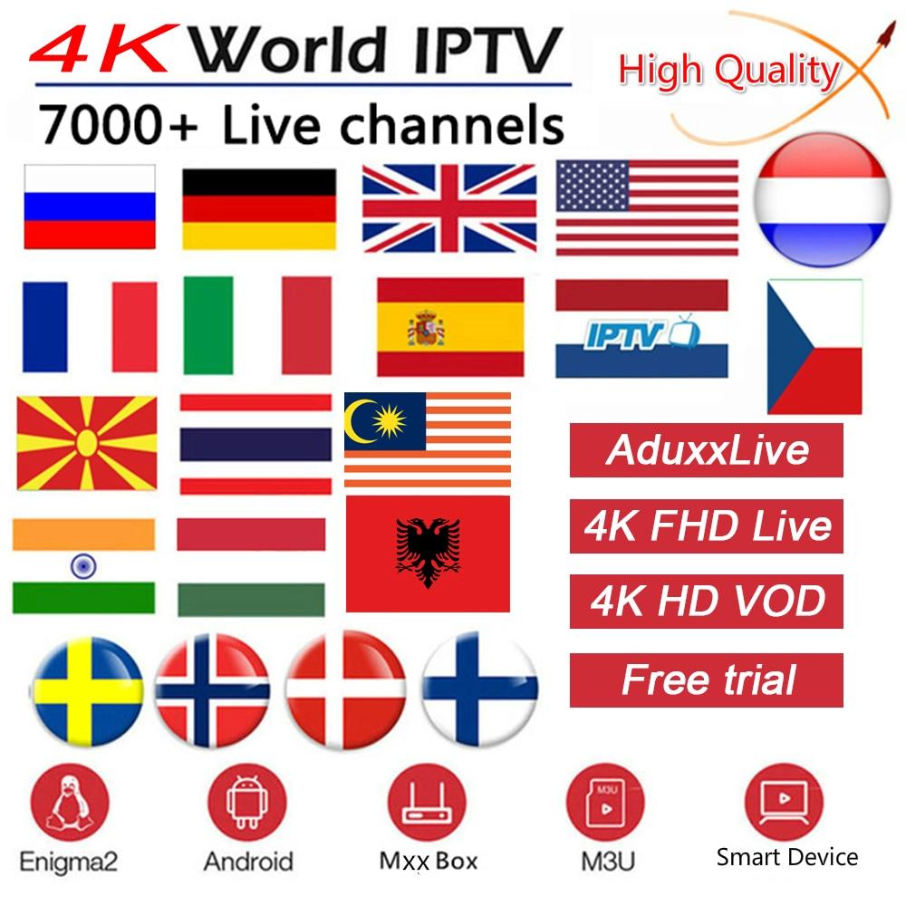 IPTV Francia árabe griego en vivo vod 1 año código IPTV Canadá Estados Unidos francés Suecia España m3u hot xxx Portugal Android TV Box