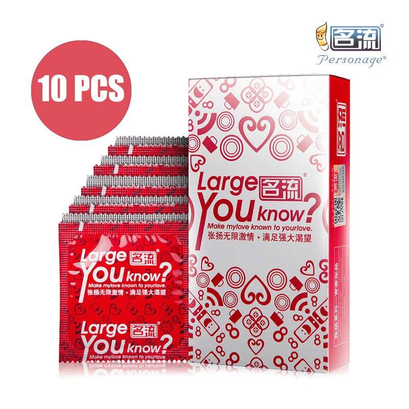 10 шт Большой Размеры 55 мм стимулировать гладкие тонкие презервативы средства для