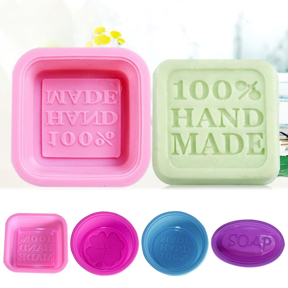 Nuovi stampi per sapone multifunzionali per la produzione di sapone stampo per sapone in Silicone