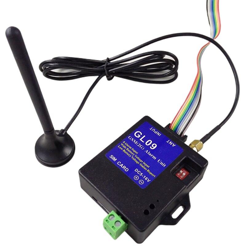 أنظمة إنذار GSM ، 8 قنوات ، تعمل بالبطارية ، تحكم في التطبيق ، تنبيه SMS ، نظام أمان 2019