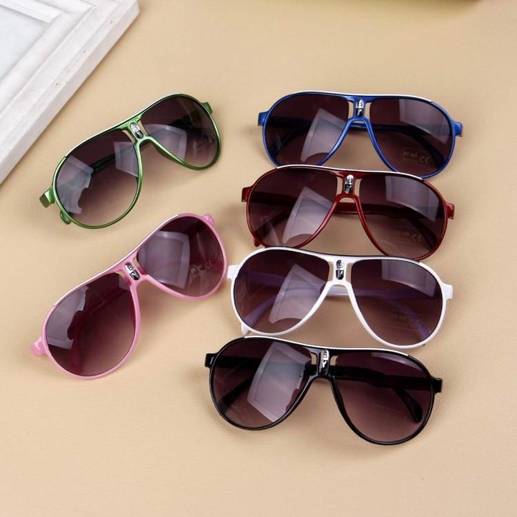 Vintage Children Sunglasses Kids Sunglasses Oval Baby Sun Glasses Boys Girls Luxury Oculos Feminino