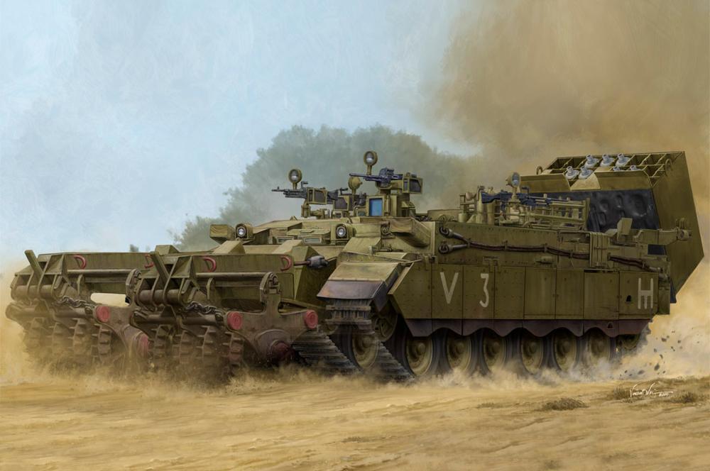 hobbychefe 84546 novo calcador escala 1 35 idf puma aev tanque 2020