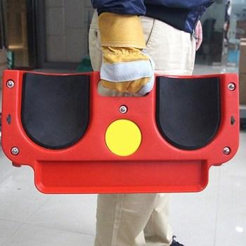 Knee Pads Rolling Multifunctional Kneeling Pad Wheels Built In Foam Laying Tile Vinyl Carpentry Repair Labor Safety Protection