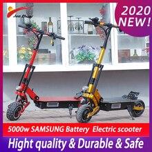 고속 95 KM/H 전기 스쿠터 60V 5000W 오프로드 성인 리튬 배터리 접이식 킥 Monopattino Elettrico Hoverboard