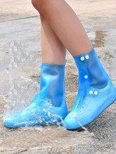 EOEODOIT Frauen Neue Regen Schuhe Abdeckung Stiefel Mitte Wade Anti skid Wohnungen Ferse Wasser Schmutz Asche Spindrift Droplet Proof Schuhe