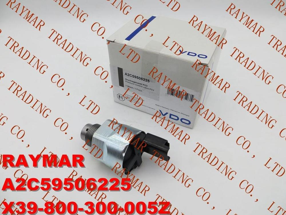 Genuino VDO Common rail bomba de combustible válvula de control de presión X39-800-300-005Z, A2C59506225
