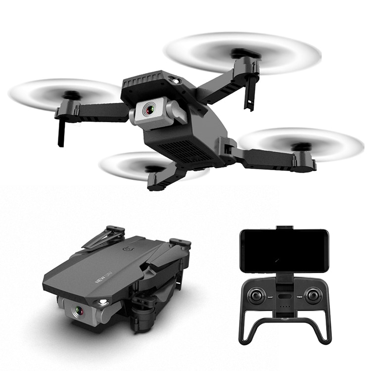 NYR R12 RC Drone  HD Aerial Photography 4K Dual Camera  WiFi Fpv Optical Flow Positioning Collapsible Quadcopter Plane Toys enlarge