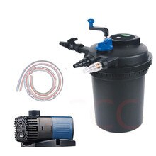 SUNSUN CPF-10000 CPF 10000 CPF10000 Koi fish pond filter, Fish pond water purifier with UV germicidal lamp,Pressure filter