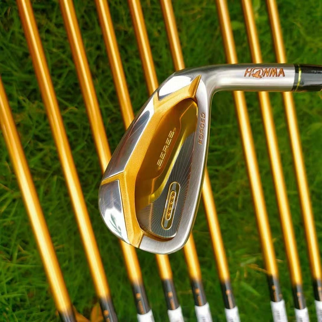 2020New Golf irons HONMA BERES S-07 4 star Golf irons 4-11.Aw.Sw IS-07 irons Set Golf clubs