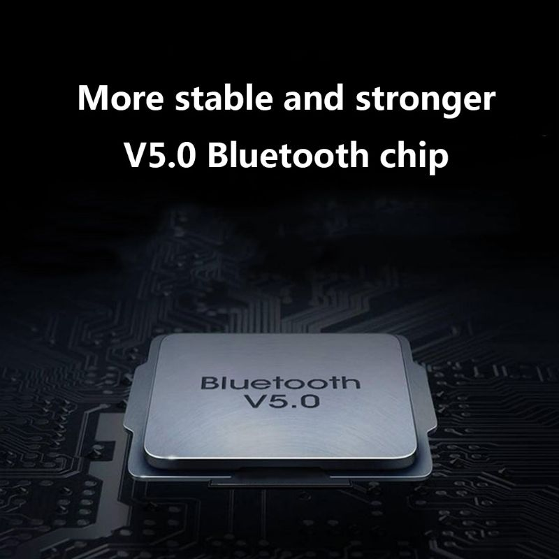Adaptador inalámbrico, inalámbrico por Bluetooth 5,0, para receptor de Audio PS4 Aux con adaptador de carga rápida manos libres con Audio inalámbrico para