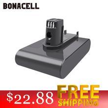Bonacell 22.2V 4000mAh DC31 DC31A Battery for Dyson DC31 DC34 DC35 DC44 DC 45 Animal Handheld Vacuum Cleaner L70