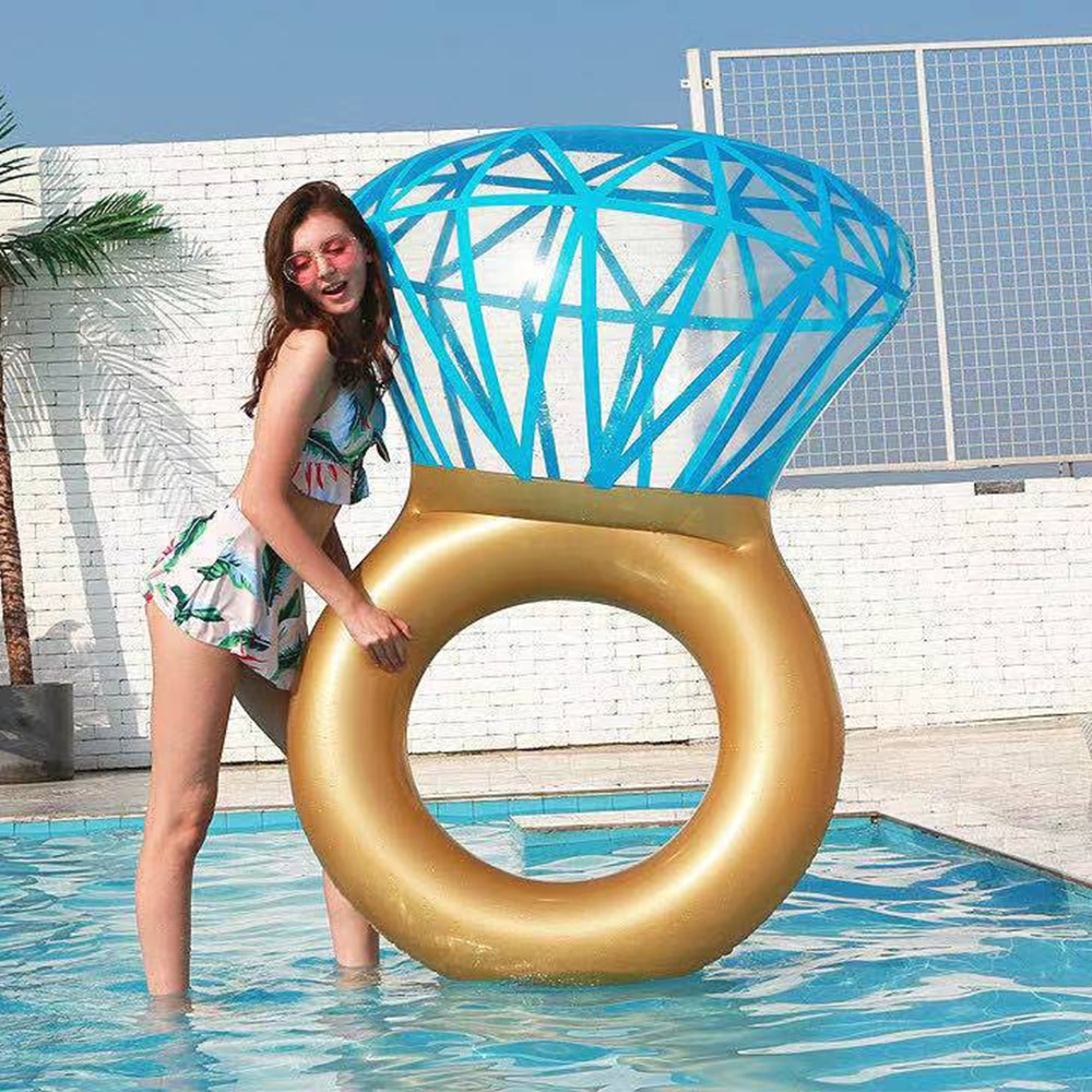 2017 new high quality safety baby need not inflatable floating ring round the neck round floating ring toy baby swimming pool Water toys Inflatable toy pool Inflatable mattress Swim ring swimming ring baby inflatable ring floating pool accessories buoy