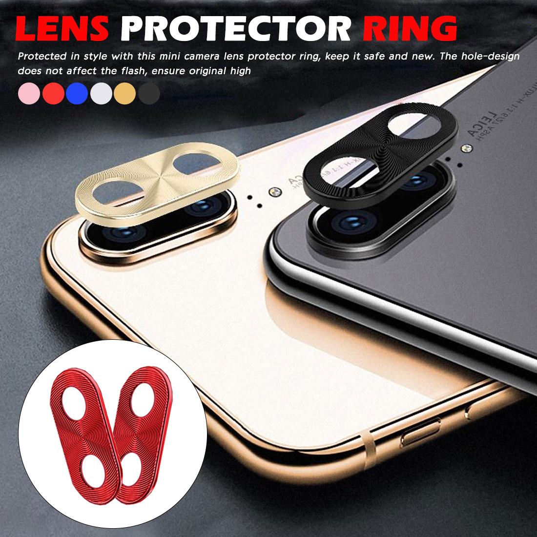 P30Pro Protector de lente de cámara para Huwei P30 Lite 20 Pro Nova 5 5i 4 Lite P Smart Plus 2019 enfoque trasera anillo de protección de parachoques Coque