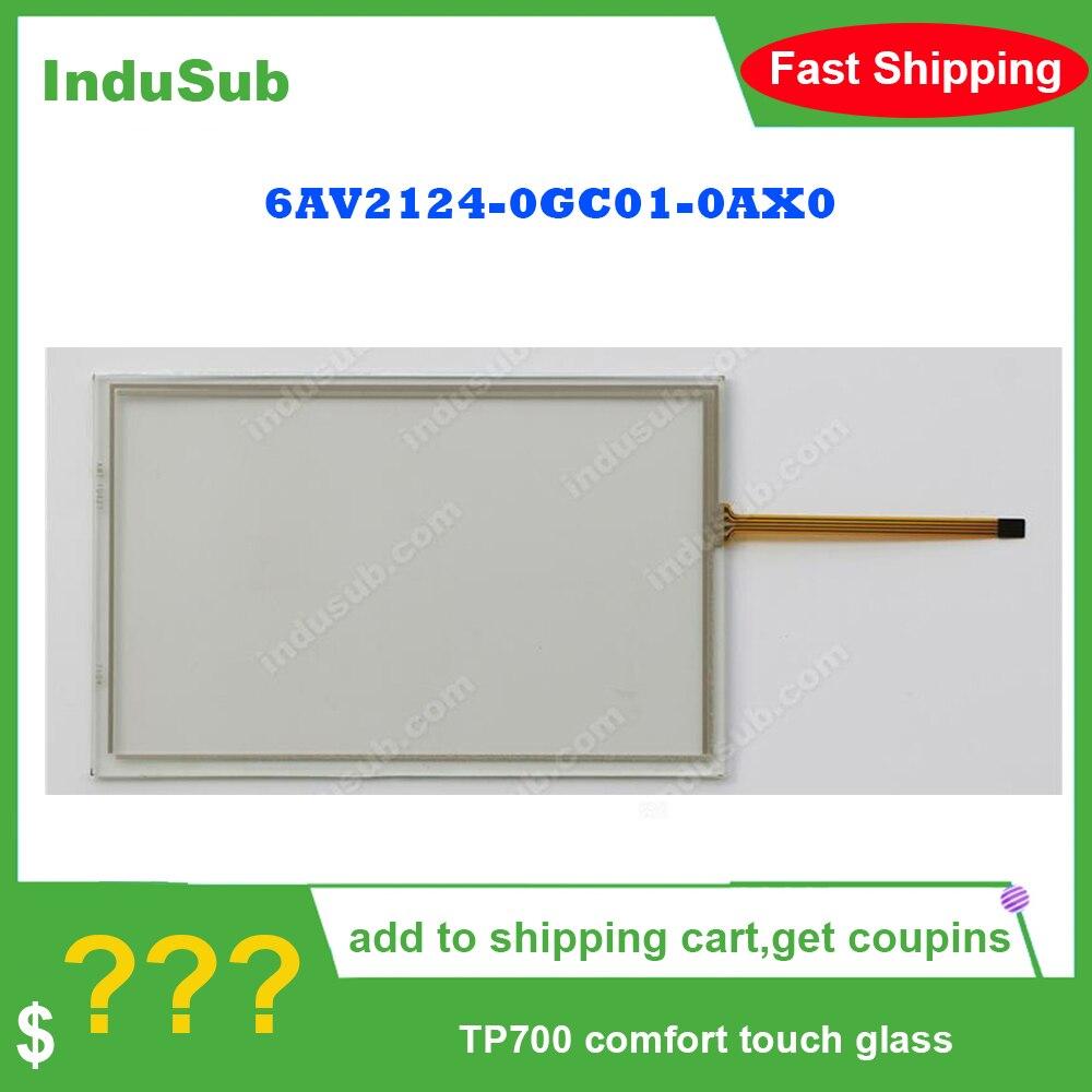 شاشة تعمل باللمس ل 6AV2 124-0GC01-0AX0 6AV2124-0GC01-0AX0 TP700 الراحة اللمس 7