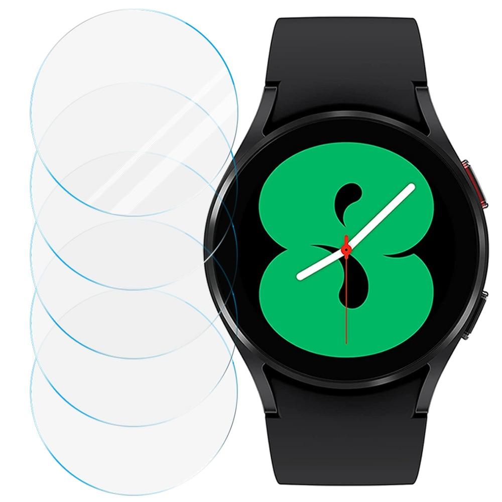 Szkło hartowane do Samsung Galaxy Watch 4 40mm 44mm Screen Protector Anti-Scratch do zegarka Galaxy 4 Smartwatch (1/2/3/4/5) szt.
