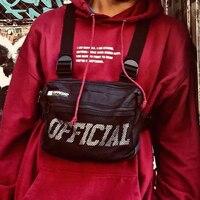 Тактический жилет мужской, уличная одежда в стиле хип-хоп, дорожные нагрудные сумки пакетов для 2020, модный нагрудный жилет, поясная сумка ун...