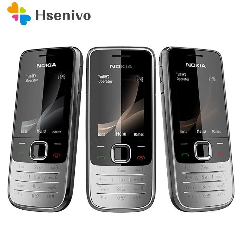 2730 Original phone Nokia 2730 Cheap phones Unlocked GSM WCDMA 3G phone with Russian keyboard Free shipping