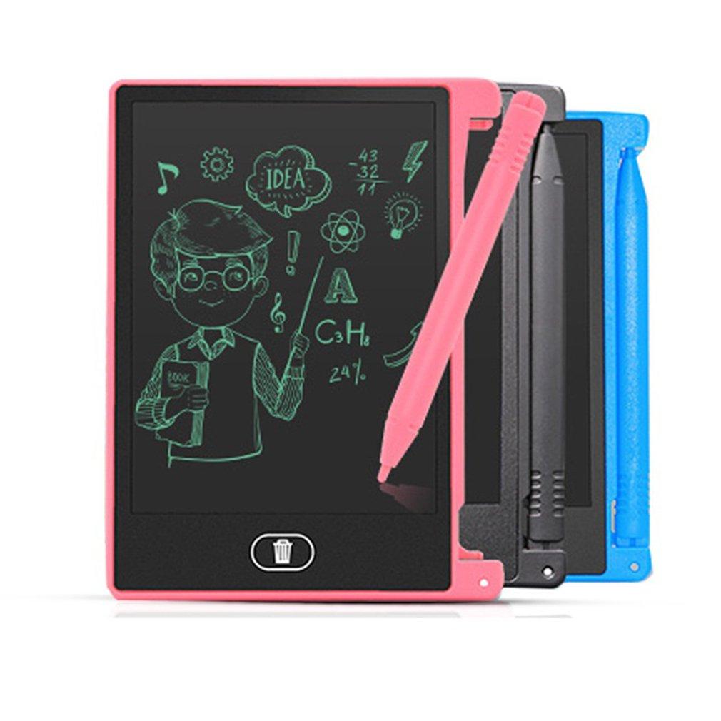 Tableta de escritura LCD de 4,4 pulgadas tableta de dibujo Digital almohadilla de escritura a mano tableta electrónica portátil tablero ultrafino con pluma