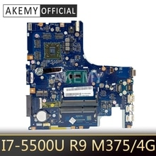 SAMXINNO For Lenovo Z51-70 AIWZ0/Z1 LA-C282P Laotop Mainboard LA-C282P Motherboard with i7-5500U CPU Radeon R9 M375/4G test OK