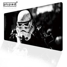 90x40 Star Wars Gamer tapis de souris ordinateur jeu tapis de souris grand XXL caoutchouc bureau clavier tapis de souris XL verrouillage bord pour CS GO