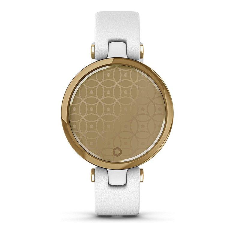 Monitor de Freqüência 5atm à Prova Original Garmin Lily Fitness Rastreador Cardíaca Informações Lembrando Dsmart Água Relógio Inteligente Moda Feminina